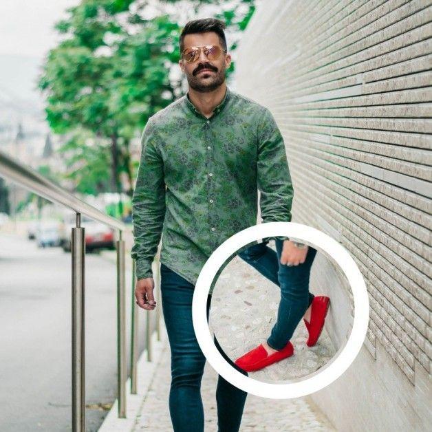 Kenan: Kako nositi mokasine?