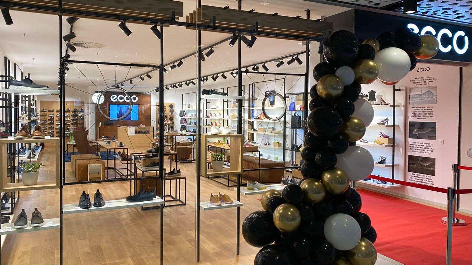 ECCO PRIME CONCEPT STORE: Nova prodavnica za ljubitelje moderne i udobne obuće otvorena u Sarajevo City Centru
